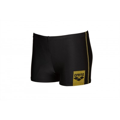 arena-boys-basics-junior-short-black-yellow-star