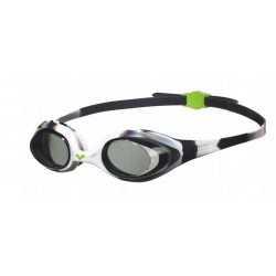 arena-goggles-spider-junior-black-white-clear