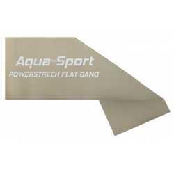 AQUA-SPORT TAŚMA FLAT BAND GREY 1,5Mx15CMx0,55mm 16-24kg
