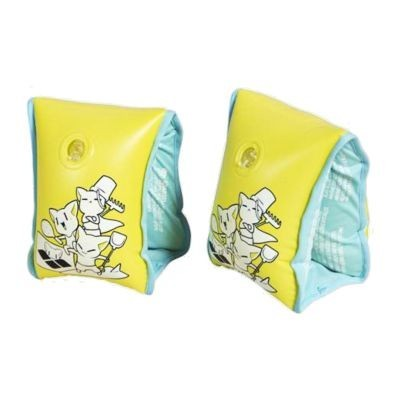 arena-friends-soft-armband-yellow