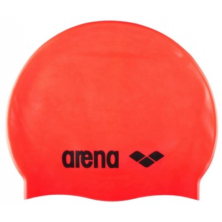arena-swimming-cap-classic-silicone-fluo-red-black