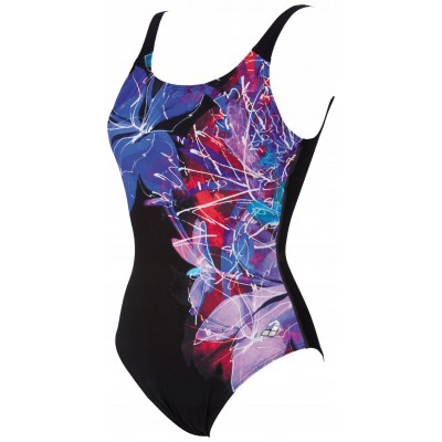 arena-swimsuit-women-nicole-squared-back-one-piece-black
