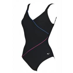 arena-swimsuit-women-tiffany-u-back-one-piece-black-bright-blue-rose-violet