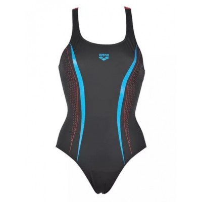 arena-swimsuit-women-sharp-one-piece-black-red-turquoise