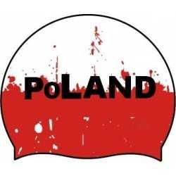 AQUA-SPORT CZEPEK POLAND WHITE-RED