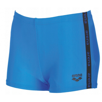 ARENA BOKSERKI JUNIOR BOY HYPER JUNIOR SHORT PIX BLUE-BLACK