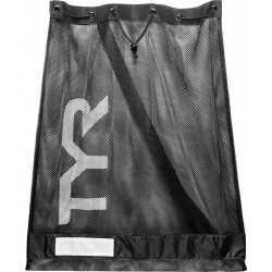 TYR WOREK NA SPRZĘT ALLIANCE MESH EQUIPMENT BAG BLACK 001