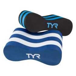 TYR PULLBUOY SENIOR TRAINING FLOAT BLACK-BLUE 011