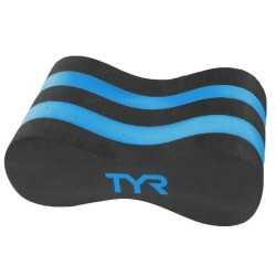 TYR PULLBUOY JUNIOR TRAINING FLOAT BLACK-BLUE 011