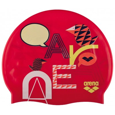 arena-print-one-size-red