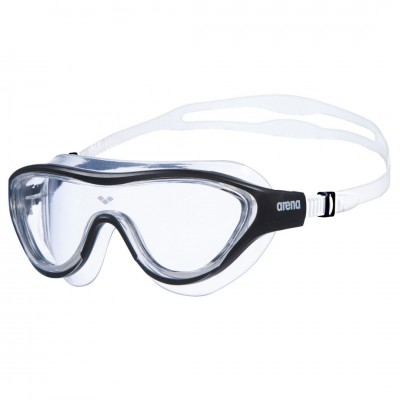 arena-goggles-the-one-mask-clear-black-transparent