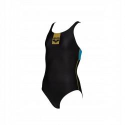 arena-girls-swimsuit-junior-basics-swim-pro-one-piece-black-tuquoise