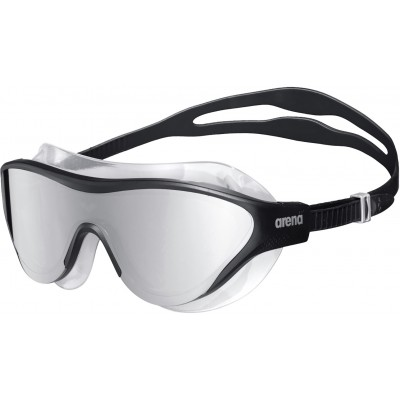arena-mask-goggles-the-one-mask-mirror-silver-black-black