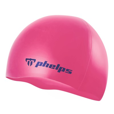MP MICHAEL PHELPS CZEPEK CLASIC SILICONE PINK NAVY