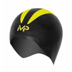 MP CZEPEK STARTOWY X-O CAP BLACK-FLUO YELLOW ROZMIAR S