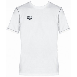 ARENA KOSZULKA T-SHIRT UNISEX JUNIOR TL S/S TEE WHITE WZROST 128