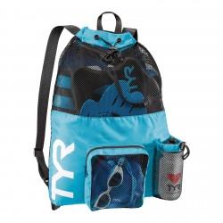 TYR WOREK NA SPRZĘT ALLIANCE BIG MESH MUMMY BAG BACKPACK BLUE