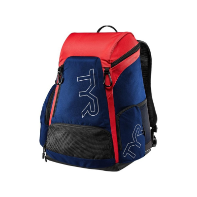 TYR PLECAK ALLIANCE TEAM BACKPACK 30L NAVY/RED 404
