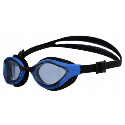 ARENA OKULARKI AIR-BOLD SWIPE BLUE-BLACK