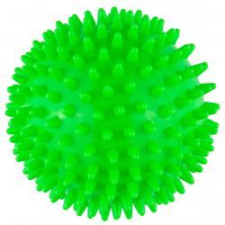 AQUA-SPORT PIŁKA Z KOLCAMI POWERSTRECH SPIKY BALL GREEN 7,5CM