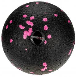 AQUA-SPORT EPP BALL 8CM ROLLER PIŁKA POWERSTRECH BLACK-PINK