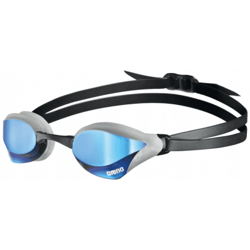 ARENA OKULARY COBRA CORE SWIPE MIRROR BLUE-SILVER