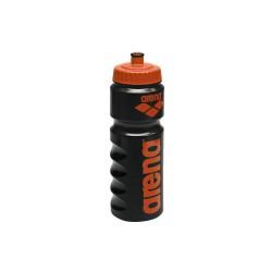 ARENA BIDON WATER BOTTLE 750 ML BLACK ORANGE