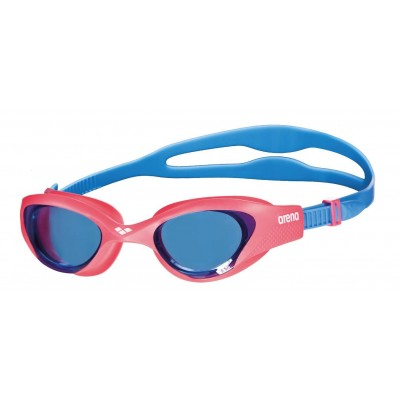 arena-goggles-the-one-junior-light-blue-red-blue
