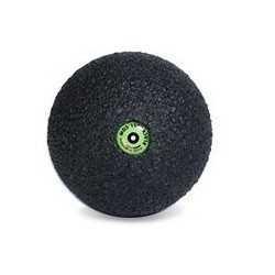 BLACKROLL BALL 8CM PIŁECZKA DO UCISKU I PRECYZYJNEGO AUTOMASAŻU KOLOR BLACK