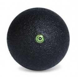 BLACKROLL BALL 12CM PIŁECZKA DO UCISKU I PRECYZYJNEGO AUTOMASAŻU BLACK