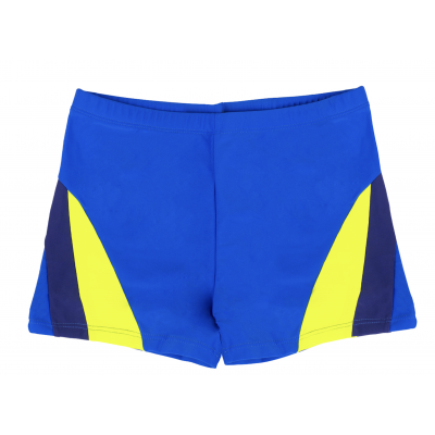 AQUA-SPORT BOY JUNIOR COSMO BLUE-NAVY-FLUO YELLOW WZROST 152-158