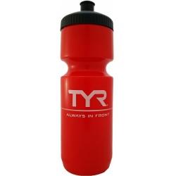 TYR BIDON WATER BOTTLE 610 RED 750ML