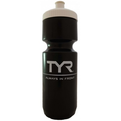 TYR BIDON WATER BOTTLE 001 BLACK 750ML