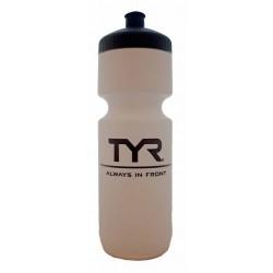TYR BIDON WATER BOTTLE 100 WHITE 750ML