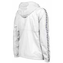 ARENA KURTKA ORTALION UNISEX SKIPPER TEAM ICONS WHITE-WHITE-BLACK ROZMIAR L