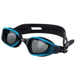 AQUA-SPORT OKULARY STARTOWE TRENINGOWE FLEX-Y BLUE-BLUE-BLACK