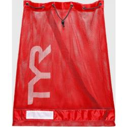TYR WOREK NA SPRZĘT ALLIANCE MESH EQUIPMENT BAG RED 610