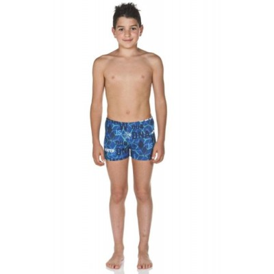 ARENA BOKSERKI JUNIOR SHORT EVOLUTION  PIX BLUE ROZMIAR 116 CM