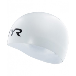TYR CZEPEK STARTOWY TRACER X RACING CAP WHITE ROZMIAR M