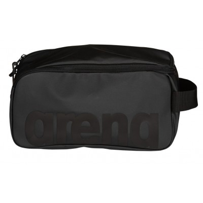 ARENA KOSMETYCZKA TEAM POCKET BAG ALL-BLACK