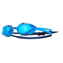 TYR OKULARY STARTOWE EDGE-X RACING ADULT BLUE-NAVY