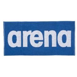 ARENA RĘCZNIK GYM SOFT TOWEL ROYAL-WHITE 100x50 CM