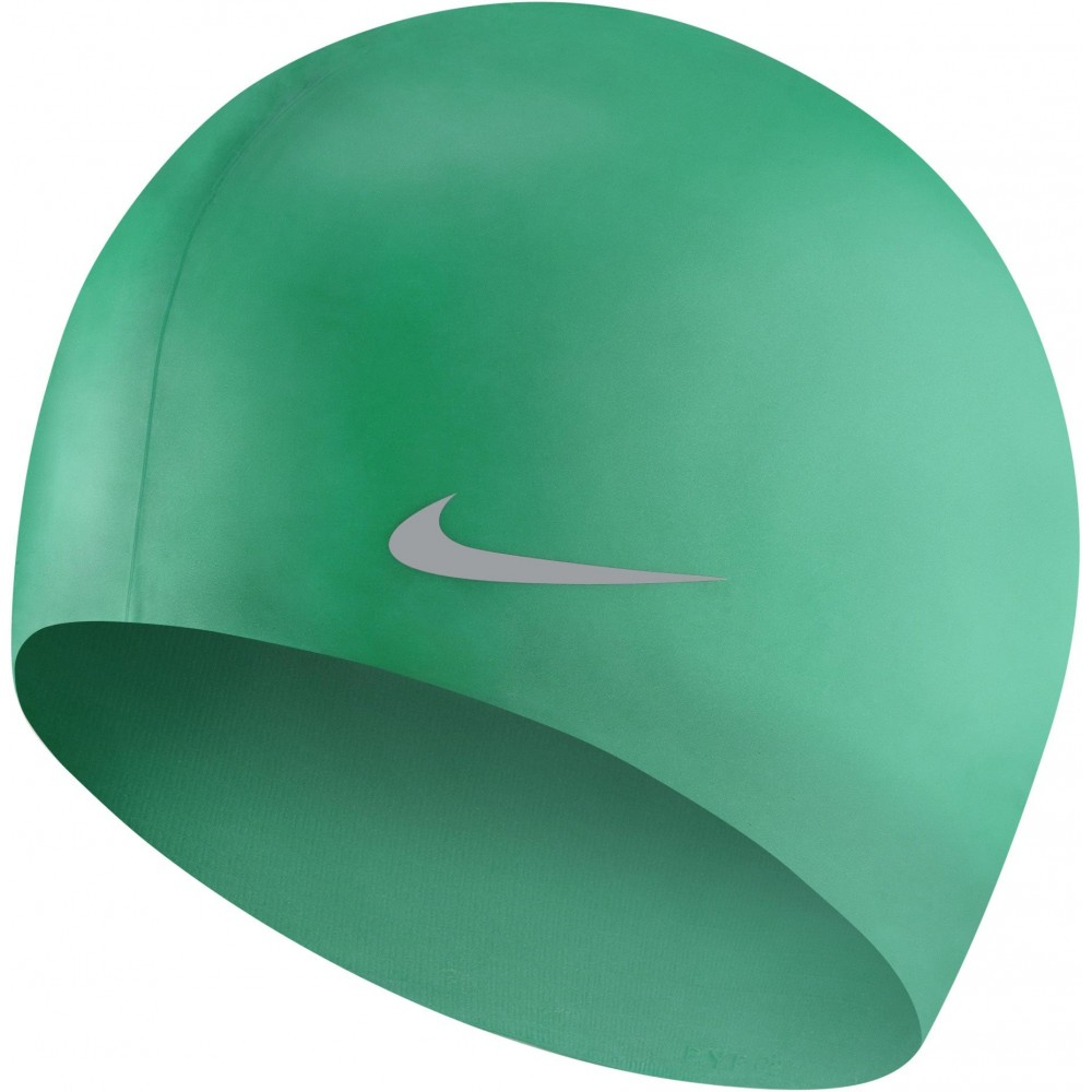 NIKE CZEPEK OS SOLID SILICONE YOUTH CAP MINT