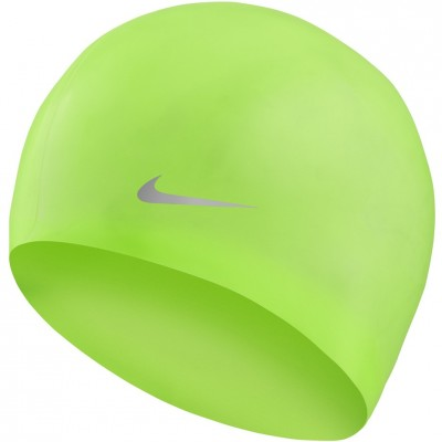 NIKE CZEPEK OS SOLID SILICONE YOUTH CAP GREEN