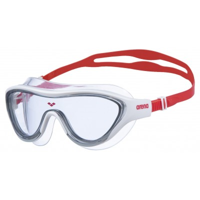 arena-mask-goggle-the-one-mask-light-smoke-white-red