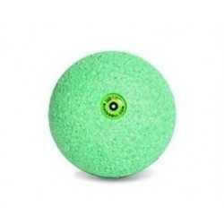 BLACKROLL BALL 8CM PIŁECZKA DO UCISKU I PRECYZYJNEGO AUTOMASAŻU GREEN + PASTYLKI DEXTRO ENERGY GRATIS