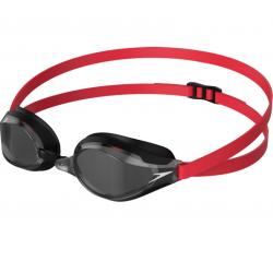 SPEEDO OKULARY SPEEDSOCKET 2 RED-BLACK + GRATIS