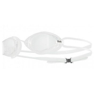TYR OKULARY TRACER RACING CLEAR